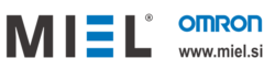 Logo Miel Omron