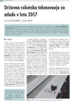 Robot Ventil 2017